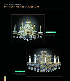 Maria Theresia Design Finest Chandeliers - 70