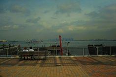 Staten Island no fim do verão