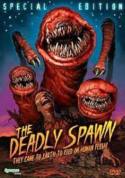 The Deadly Spawn Classic 80s Horror Movie