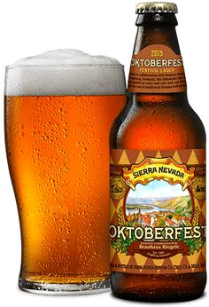 Oktoberfest | This 2015 offering is an excellent Oktoberfest. Honestly, one of the top five of all I tasted.