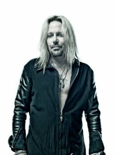 Vince Neil of Motley Crue – because every inner good girl loves a bad boy.