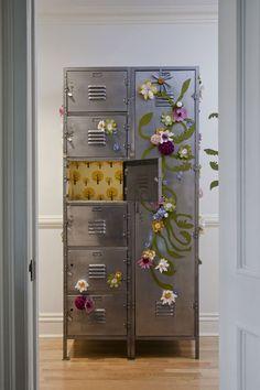 Decorar paredes y muebles con fieltro | Decoración Hogar, Ideas y Cosas Bonitas para Decorar el Hogar