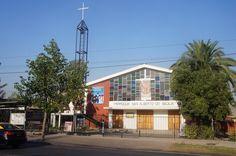 Igreja San Alberto de Sicilia_Santiago_Chile