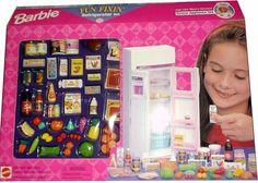 Barbie Sets, Barbie Dolls Diy, Barbie Food, Barbie Barbie, Barbie Playsets, Barbie Kitchen, Barbie Doll Accessories, Toy House, Barbie Dream House