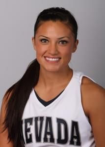Today, we honor the first full-blooded Native American woman to be drafted by the WNBA, Ms. Tahnee Robinson. Ms. Robinson is an enrolled member of the Northern Cheyenne Tribe. She is also Eastern Shoshone, Pawnee, and Sioux. She was born and raised on the Wind River Reservation in Fort Washakie, Wyoming. She now plays for the Hapoel Holon in Israel's Premier League. She was also recently named the official spokesperson for Big Brothers Big Sisters.