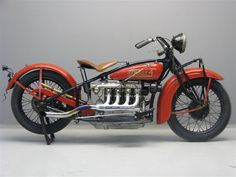 '29 INDIAN 4. When I think of m/c's, this is one of 'em that comes to mind, a real m/c!