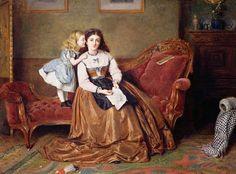 George Goodwin Kilburne (1839 – 1924)
