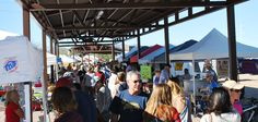 Tucson's First Year-Round Farmers Market Pavilion Officially Opens Sunday