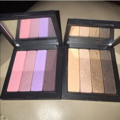 ISO NEW Charlotte Ronson Eyeshadow! I'm looking for the All Eye Need eyeshadow palettes in Henrietta (the brown quad) and Dani (the pink and purple quad).  These are from a now discontinued collection at Sephora.  I stocked up on Henrietta when I could because it's my holy grail eyeshadow, but I'm looking to buy more.  I'm also very interested in the Dani palette.  I'd strongly prefer brand new palettes, but will look at used.  Please help!  Thank you!!!! ❤️ Sephora Makeup Eyeshadow