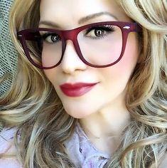 2020 Women Glasses Gold Glasses Cute Glasses Frames Frame Without Lens – ooshoop Cute Glasses Frames, Womens Glasses Frames, Eyeglasses Frames For Women, Sunglasses Women, Funky Glasses, Nice Glasses, Vintage Sunglasses, Sunglasses Sale, Glasses For Oblong Face