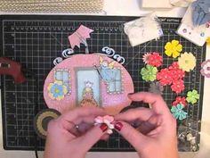 SaCrafter's Princess Carriage Mini Album Part 4