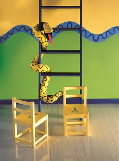 Feelings #Furniture Paint Is Perfect For Play Rooms And #kids #bedrooms.  Itu0027s