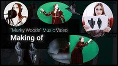 """Murky Woods"" making of #watercolours #Lidiainwonderland #before&after #murkywoods #musical #patreon #musicvideo #aftereffect #chroma #lidiaguglieri #music #makingof #originalmusic #youtube #2danimation #originalsongs #art #makingof"