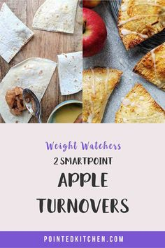 These easy to make Apple Turnovers are just 2 SmartPoints per serving on Weight Watchers Blue, Purple Freestyle plans. They are 3 SmartPoints on the Green plan. If you are looking for a low point WW dessert then you will love these! Weight Watchers Pasta, Weight Watcher Cookies, Weight Watchers Free, Weight Watchers Desserts, Lunch Recipes, Diet Recipes, Sugar Free Pudding, Apple Turnovers, Ww Desserts