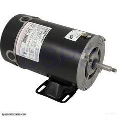 AOS Motor 48FR 1.5HP Sgl Spd 115/230V, BN-35SS