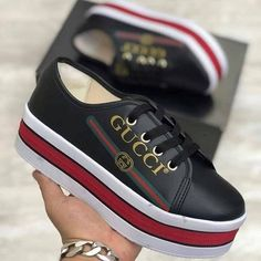 Printing Ideas Printables Collage Sheet Printing Ideas Useful Gucci Sneakers, Gucci Shoes, Sneakers Fashion, Fashion Shoes, Shoes Sneakers, Fall Shoes, Winter Shoes, Gucci Outfits, Shoe Boots