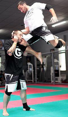 GKICKS - FIGHT'NESS Club / Fitness & Mixed Martial Arts by .Krieg., via Flickr