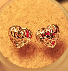 Simply Bow Rhinestone Earrings | LilyFair Jewelry, $11.99!