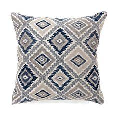 Deamund Blue Pillow - PL6001BL-S