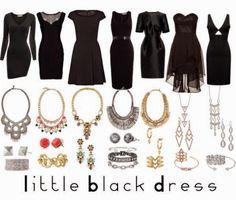 Dress up your little black dress with Stella & dot www.stelladot.com/misstanyajean