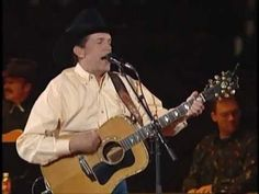 George Strait - The Fireman (Live From The Astrodome) & george is one of them who is has became all of radiop hero...i couldn't imagine life with out him either...