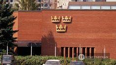 The Swedish Embassy in Moscow, Photo: Mikhail Metzel/TT