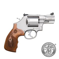 Smith and Wesson 686 Performance Center Revolver. On my dream gun list