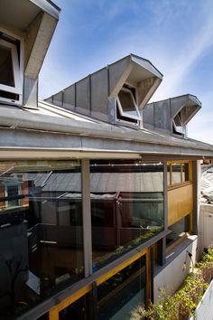 LOFT ATOCHA. Madrid : Varandas, marquises e terraços industriais por Beriot, Bernardini arquitectos