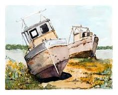 Resultado de imagen de barcos varados
