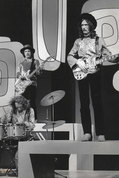 Cream April 1968 Romp