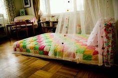 Tela para cama