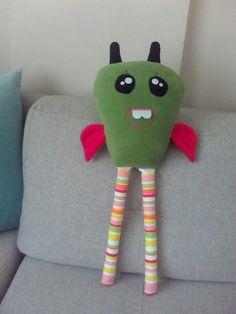 Cute litlle monster