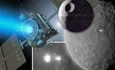 Mistério de Ceres: Estruturas de Luz Inexplicáveis (NASA não Divulga Fotos em Alta Resolução)