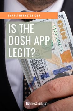 This Dosh App review will answer the question, is the Dosh App legit or a scam? Check it out for yourself to learn more about the Dosh app! #dosh #doshapp #doshreview #cashback #moneysavingapps