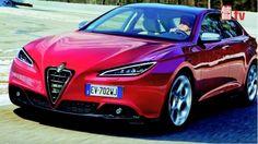 Alfa Romeo Giulia: secondo i tedeschi sarà così (FOTO)