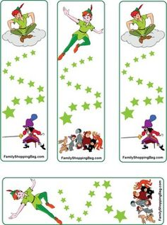 Peter Pan free party printables