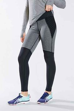 MICHI Shadow Legging - Urban Outfitters