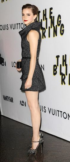 """Emma Watson in Chanel, """"The Bling Ring"""" Los Angeles Premiere, 4. June 2013"""