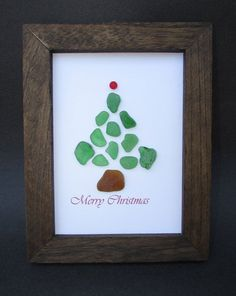 Image result for christmas seaglass picture