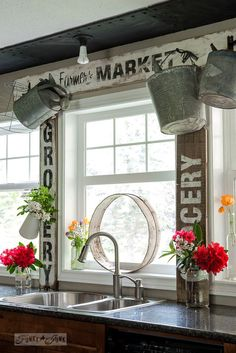 Funky Junku0027s 2015 Summer Home Junk Tour! Old Country DecorCountry Kitchen  ...