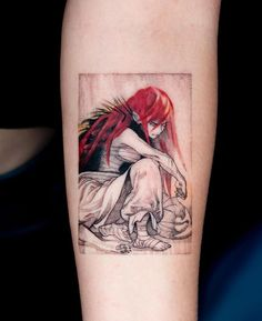 #anime #animetattoos #tattoo  #tattoos #tattooideas #tattoodesigns