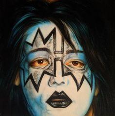 Kiss World, Kiss Art, Star Children, Joker, Stars, Comics, Artwork, Fictional Characters, Work Of Art
