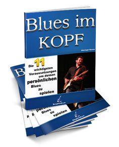 * Blues ist nicht gleich Blues * Was dich WIRKLICH zum Blues-Original macht!  Wenn du dieses Buch liest und anwendest...  ...wirst du zum Blues-Original und spielst den Blues so, wie nur du ihn spielen kannst.  ...kennst du deinen Blues und weisst um das Zusammenspiel von Kopf, Gefühl und Gitarre.  ...weisst du was deinen Blues einzigartig macht und kannst dich an der Gitarre zum Ausdruck bringen.  Gib dem Blues die einzige Grundlage die er verdient - deine!