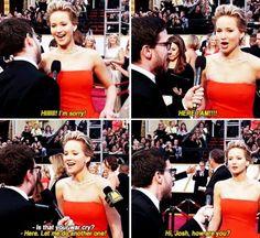 Hahahaahahahahahaha I love her she is so awesome