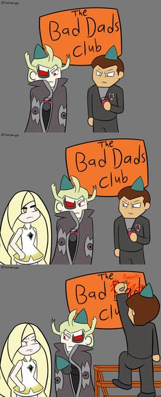 Bad Parents Club