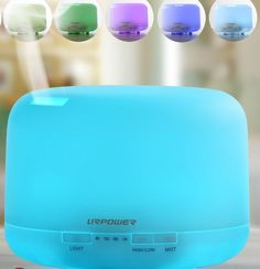 only $29.99- that's the lowest price EVER for this 500ml diffuser!!  runs for 10+ hours