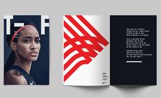 Build and the Nike brand team creates bold branding for Nike's Track and Field line Nike Track And Field, Nike Design, Sport Design, Studio Build, Cross Country Running, Brand Campaign, Sports Graphics, Print Layout, Brand Guidelines