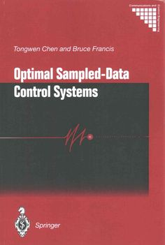 Optimal Sampled-Data Control Systems