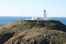 pictures of pembrookshire, wales   Strumble Head Lighthouse, Pembrokeshire, Wales.jpg