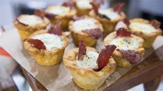 Use a muffin tin to make the easiest eggs Florentine for a crowd TODAY SHOW